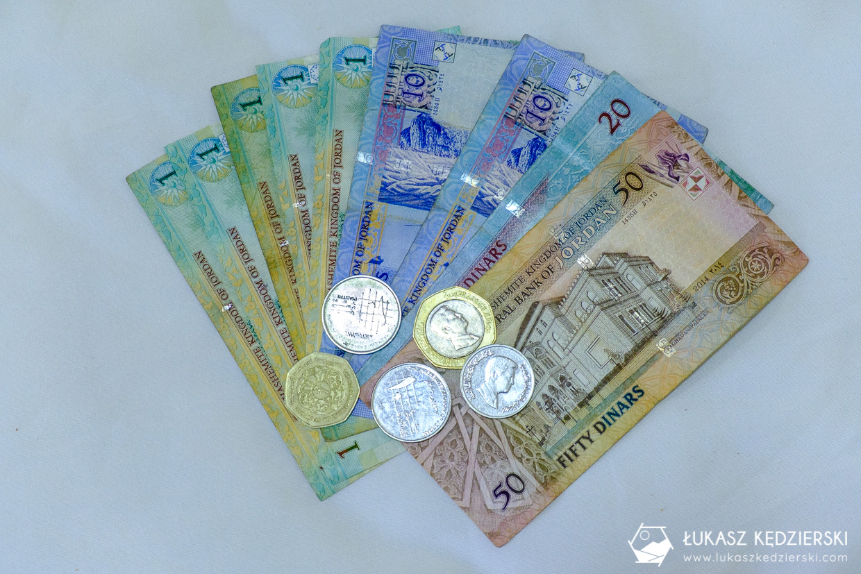 jordania waluta dinar jordański jordania informacje praktyczne