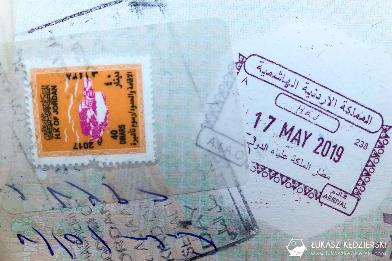 jordania wiza jordania waluta dinar jordański jordania informacje praktyczne