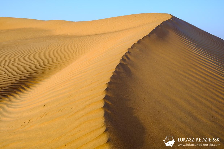 oman wahiba sands pustynia wydma