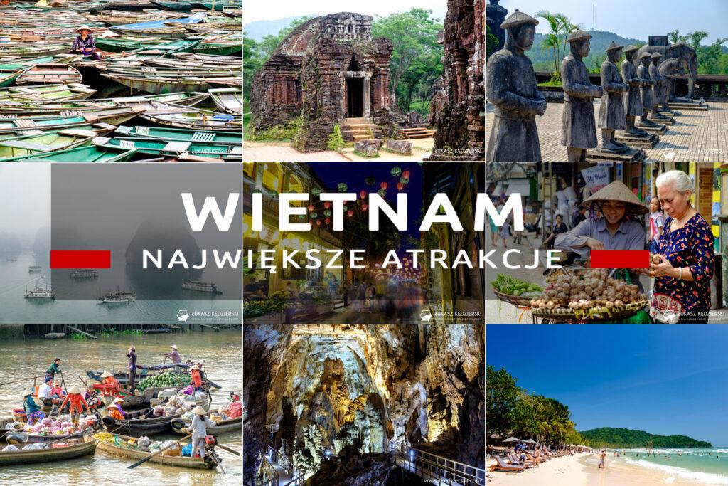 wietnam atrakcje atrakcje wietnamu