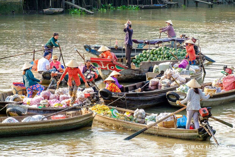wietnam can tho atrakcje wietnamu