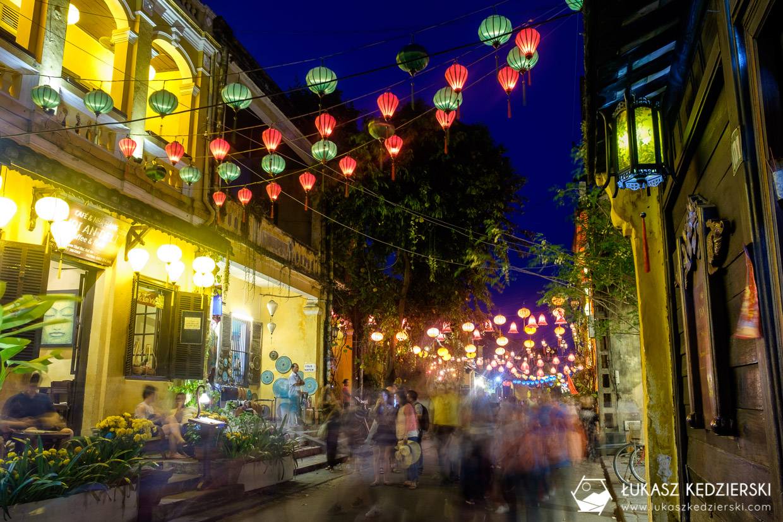 wietnam atrakcje wietnamu hoi an