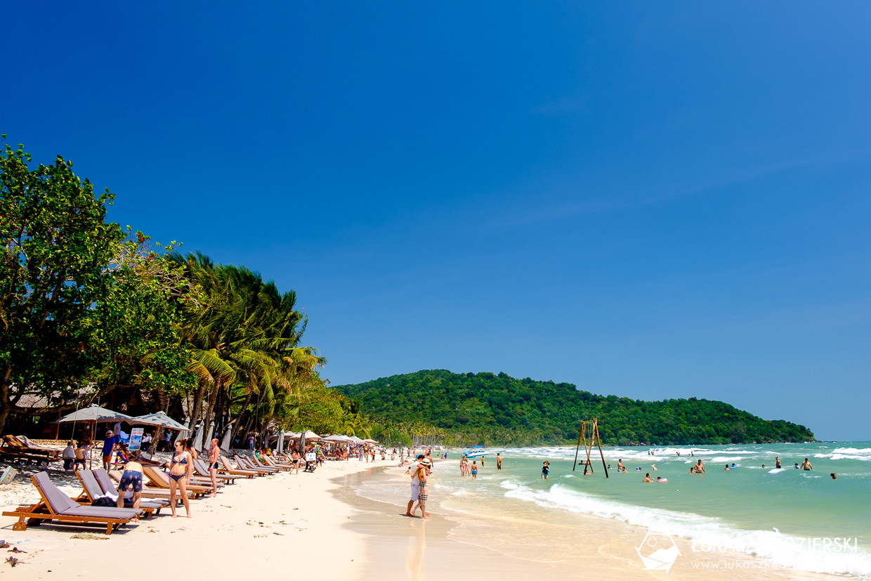 wietnam atrakcje wietnamu Phu Quoc Sao Beach