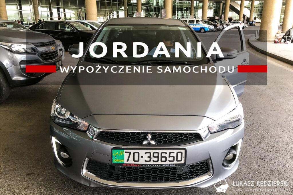 wypożyczenie samochodu w jordani samochód wypożyczalnia wynajem samochodu