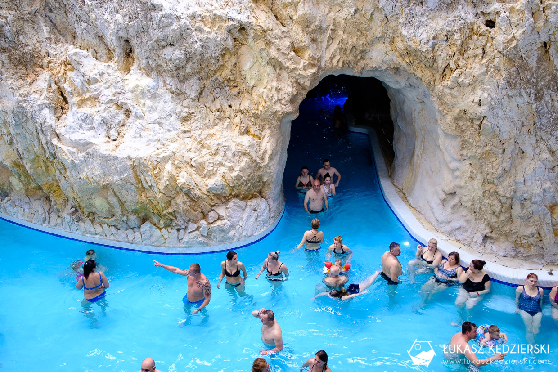 atrakcje węgier miskolc-tapolca Barlangfürdő – baseny termalne Miskolc-Tapolca