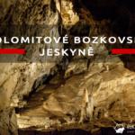 Dolomitové Bozkovské jeskyně – jaskinia w Czeskim Raju
