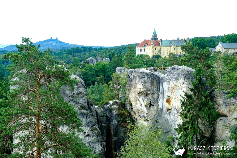 czeski raj hruboskalsko cesky raj