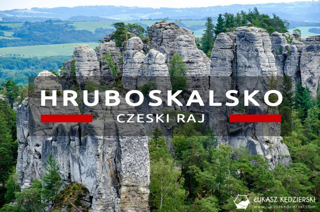 czeski raj hruboskalsko skalne miasto atrakcje czeski raj