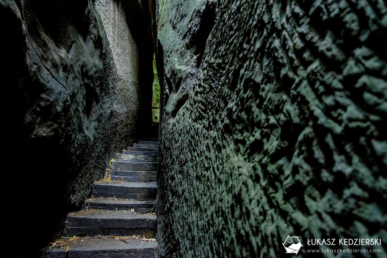 czeski raj szlak skalne miasto