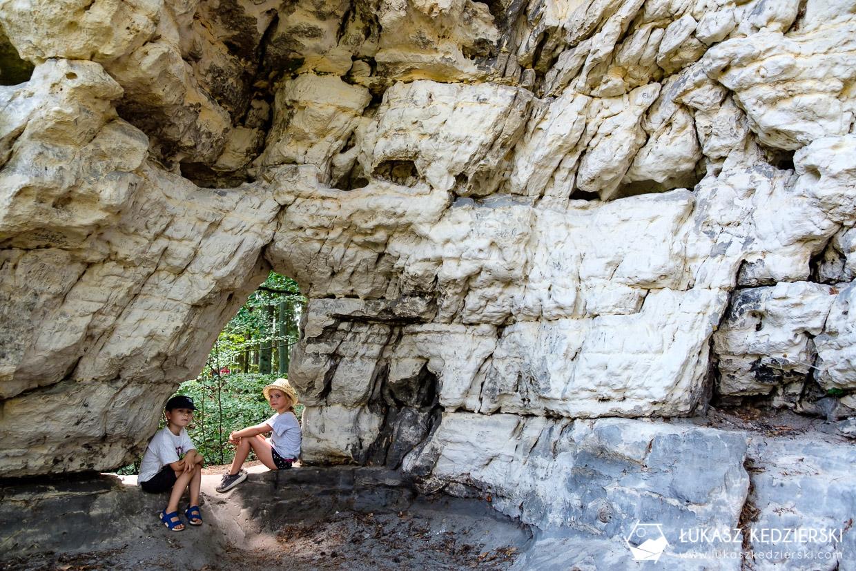 czeski raj Hruboskalsko szlak skalne miasto