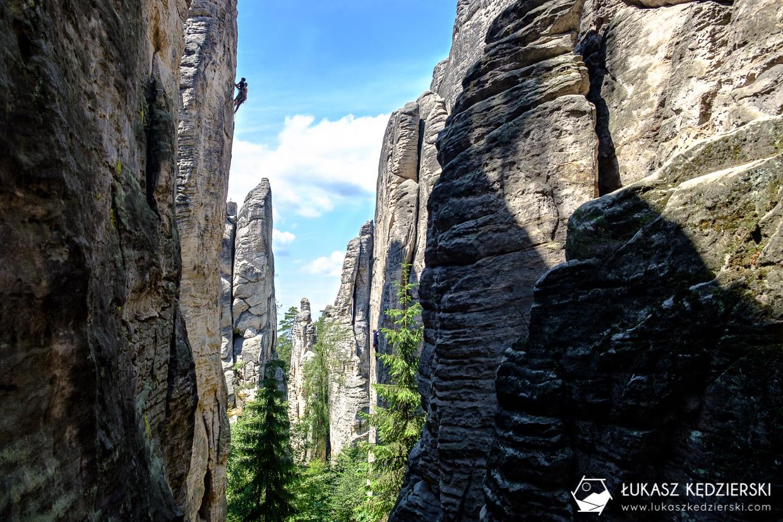 czeski raj prachovske skaly cesky raj atrakcje czeskiego raju