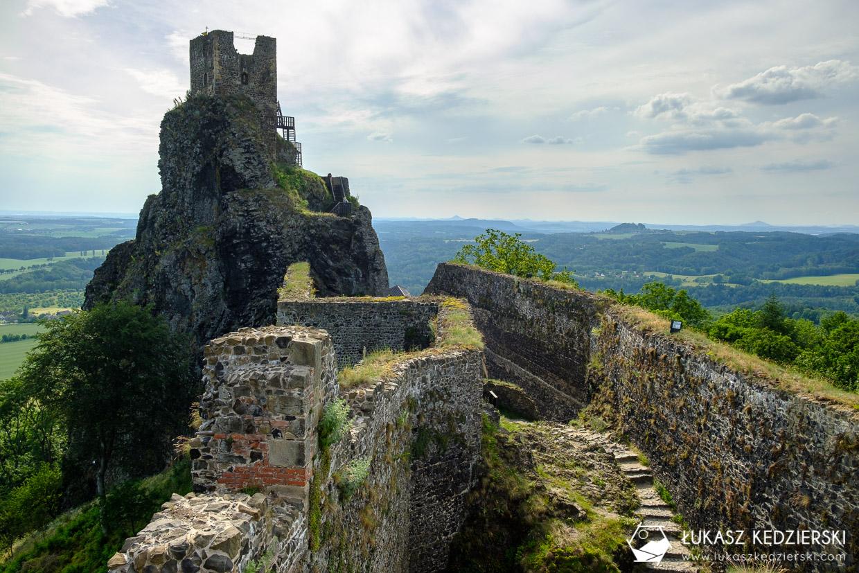 czeski raj zamek trosky ceksy raj atrakcje czeskiego raju