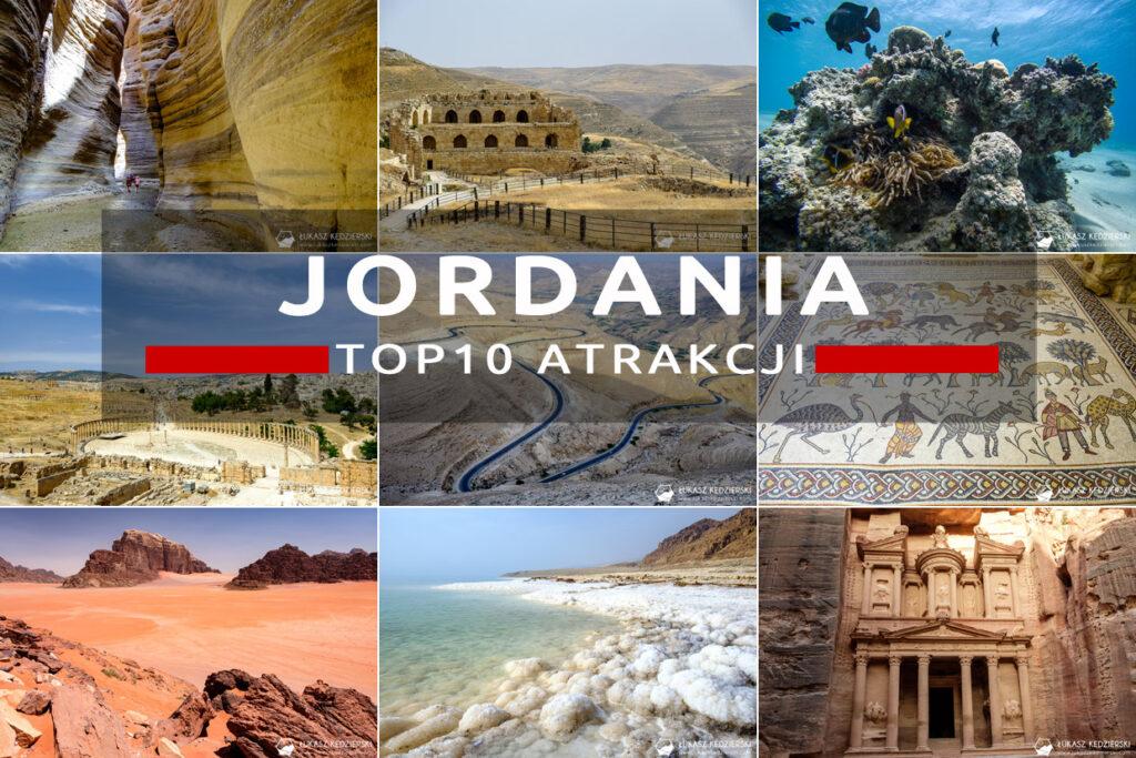 jordania atrakcje atrakcje jordanii
