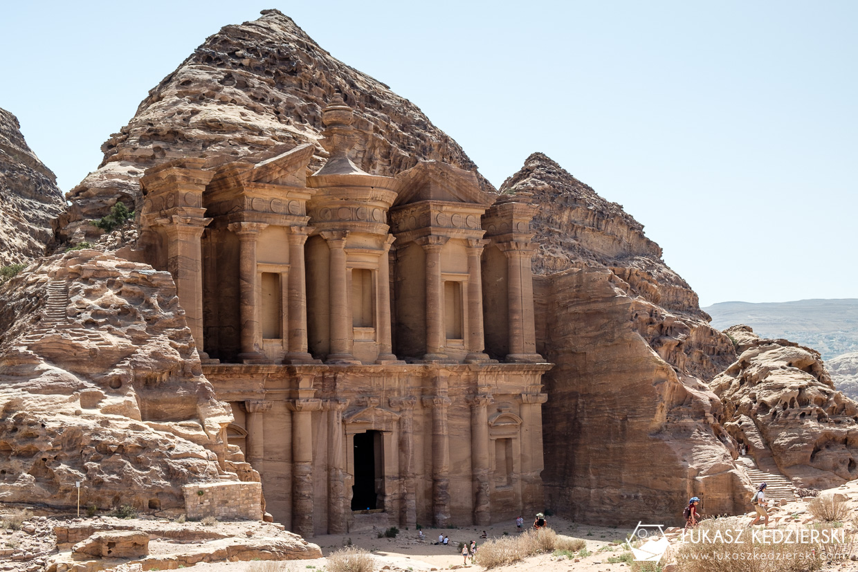 jordania petra ad deir monastery petra informacje praktyczne