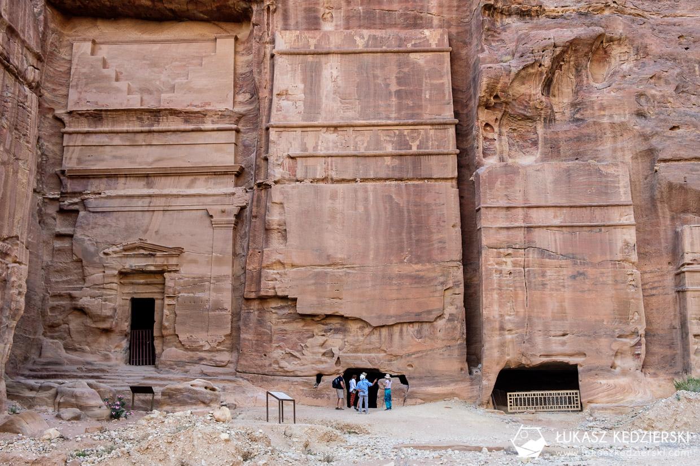 jordania petra grobowce petra informacje praktyczne