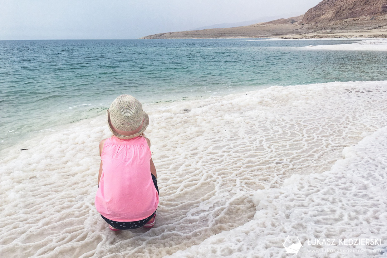 jordania morze martwe dead sea krajobraz
