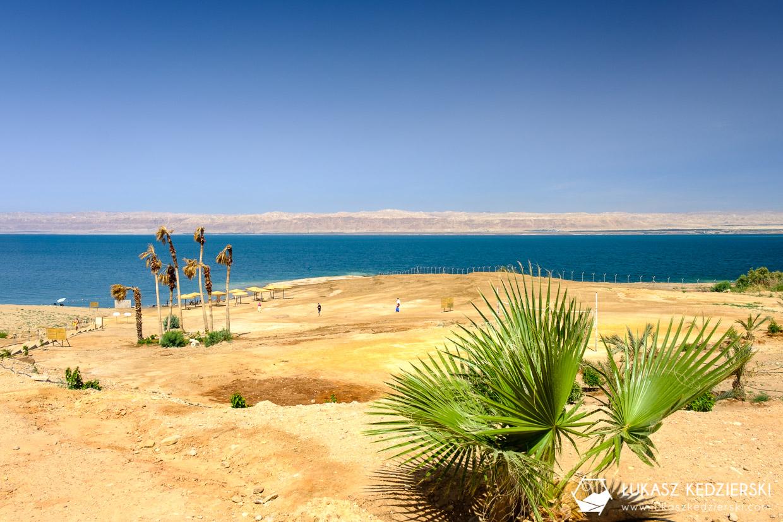 jordania morze martwe plaża dead sea