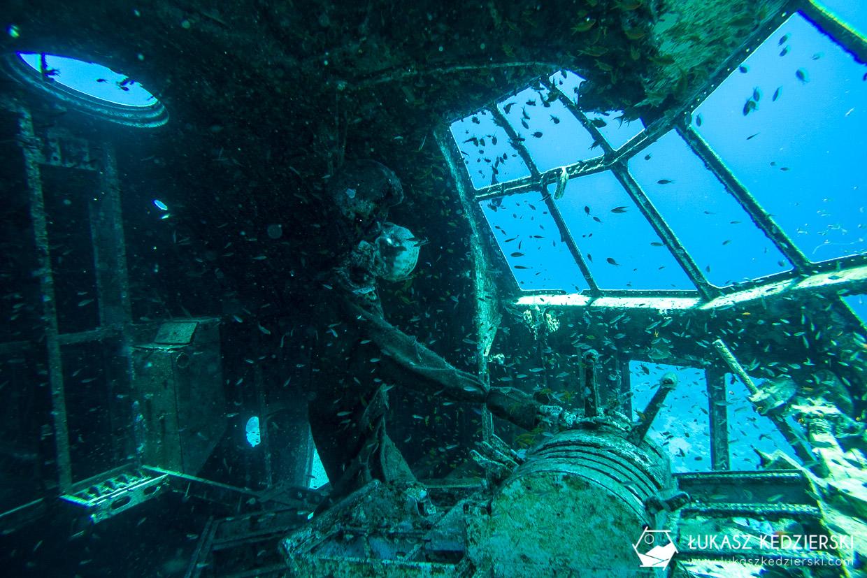 nurkowanie jordania akaba nurkowanie w jordanii jordan diving samolot Lockheed C-130 Hercules