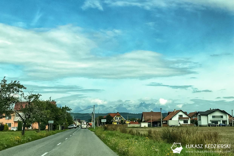 słowacja słowacki raj Slovenský raj