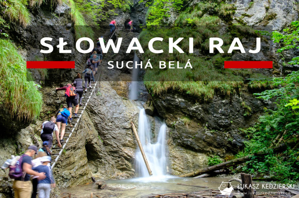 słowacja słowacki raj Slovenský raj sucha bela Suchá Belá