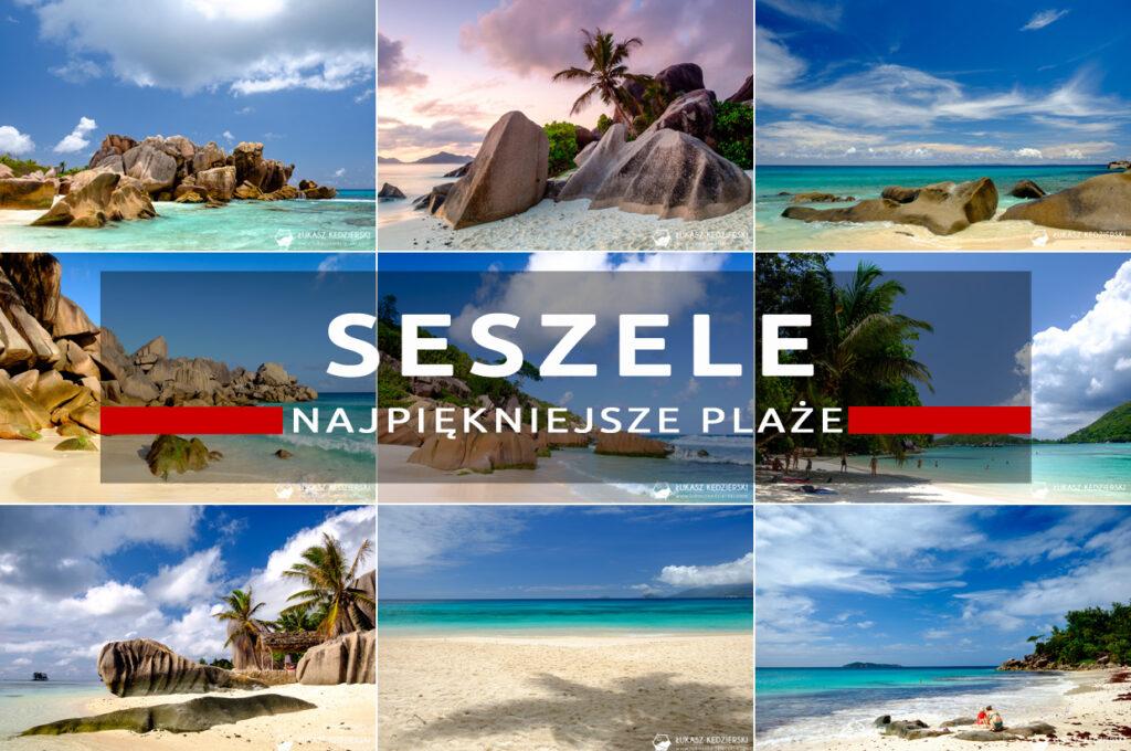 najpiękniejsze plaże na seszelach best seychelles beaches