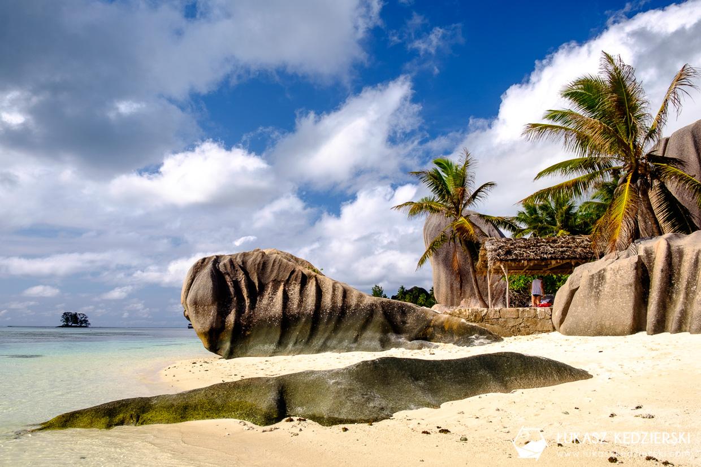 najpiękniejsze plaże na seszelach best seychelles beaches la digue anse source d'argent