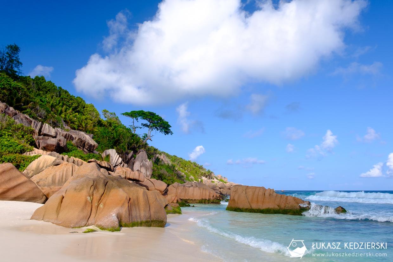 najpiękniejsze plaże na seszelach best seychelles beaches la digue petit anse