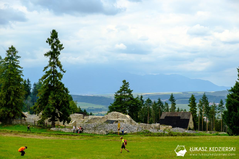 słowacki raj klastorisko Kláštorisko