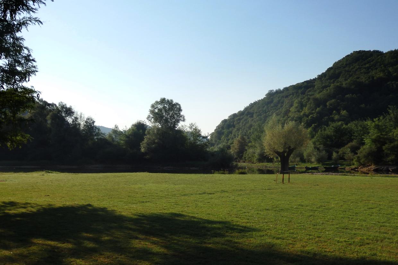 kempingi w europie kemping czarnogóra autokamp rijeka crnojevica