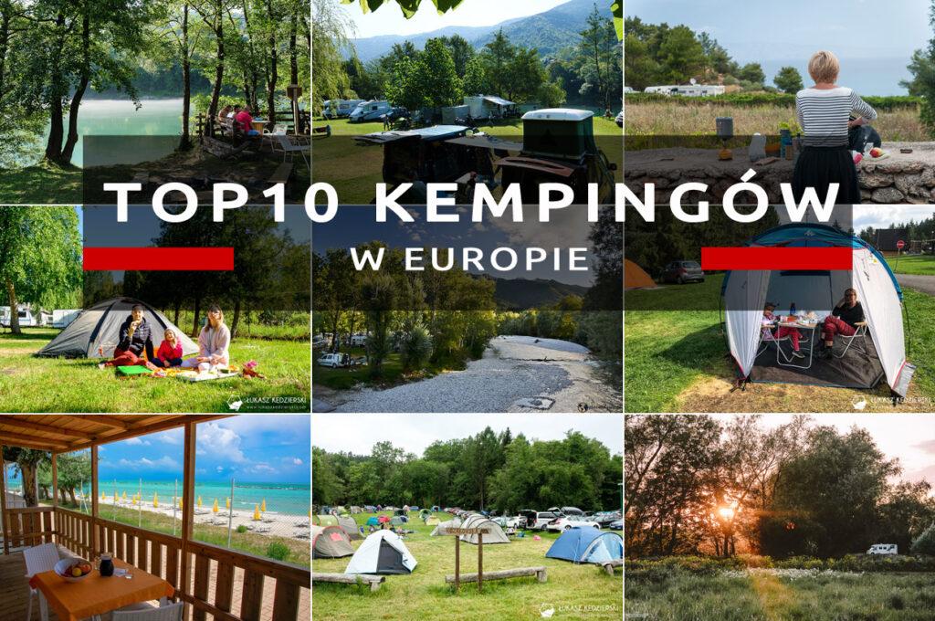 kempingi w europie campingi w europie