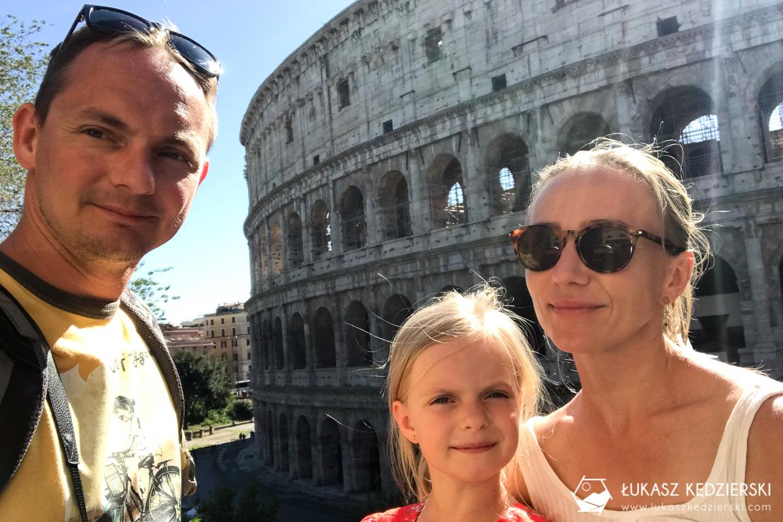 rejs statkiem costa diadema zwiedzanie rzym koloseum
