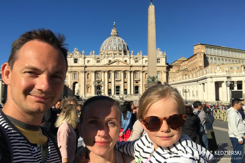 zwiedzanie podczas rejsu wycieczkowym rzym atrakcje Bazylika Świętego Piotra