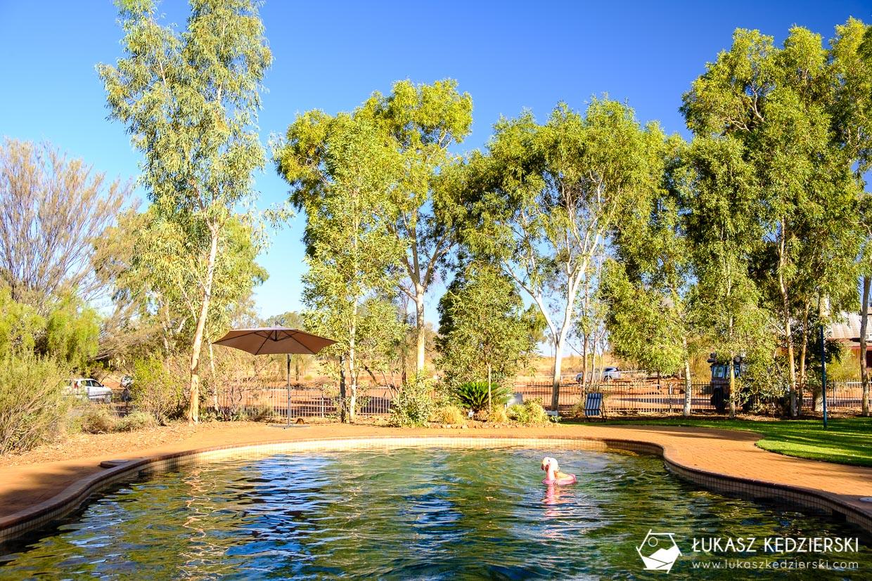 australia basen kemping