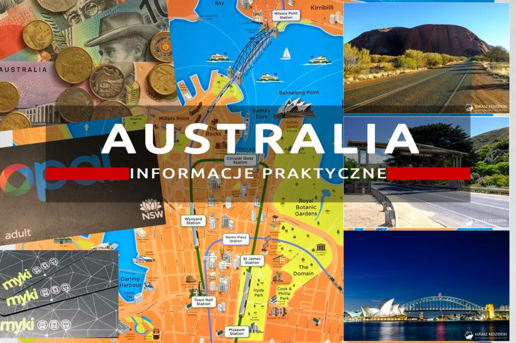 australia informacje praktyczne