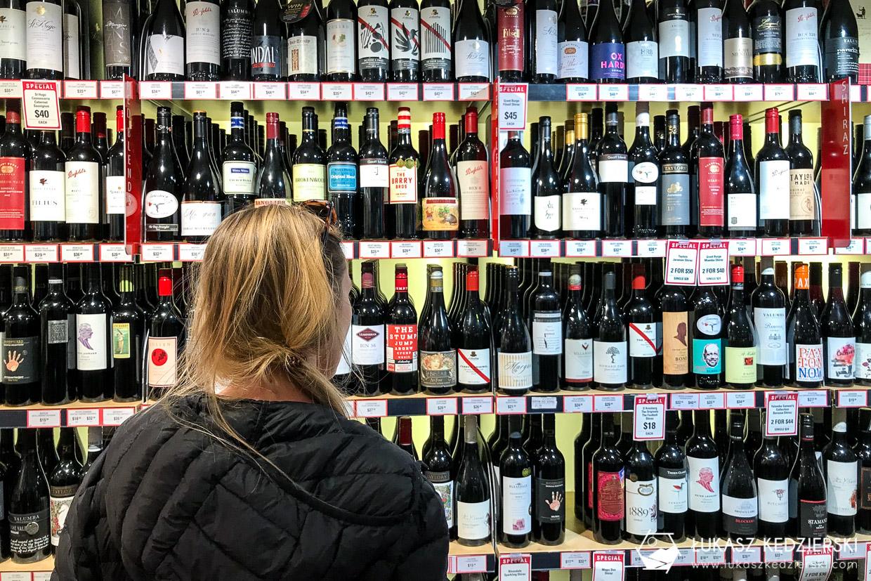 australia informacje praktyczne wino