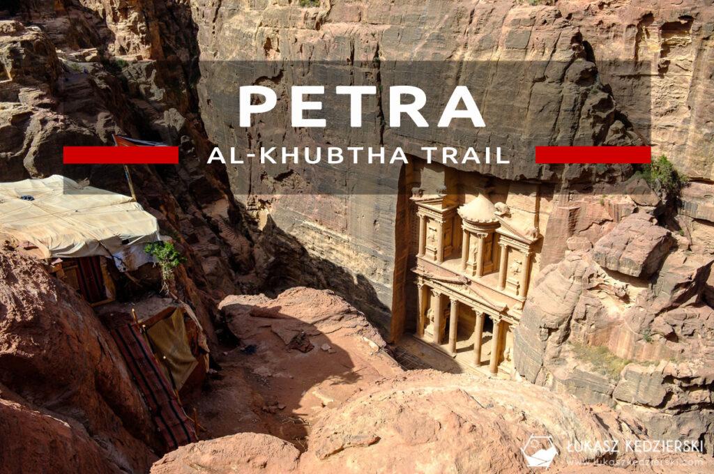 petra szlak al khubtha trail