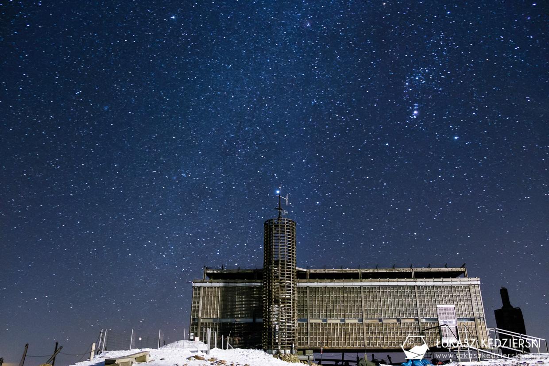 karkonosze nocą zdjęcia nocne zdjęcia karkonoszy nocne zdjęcia czeska poczta