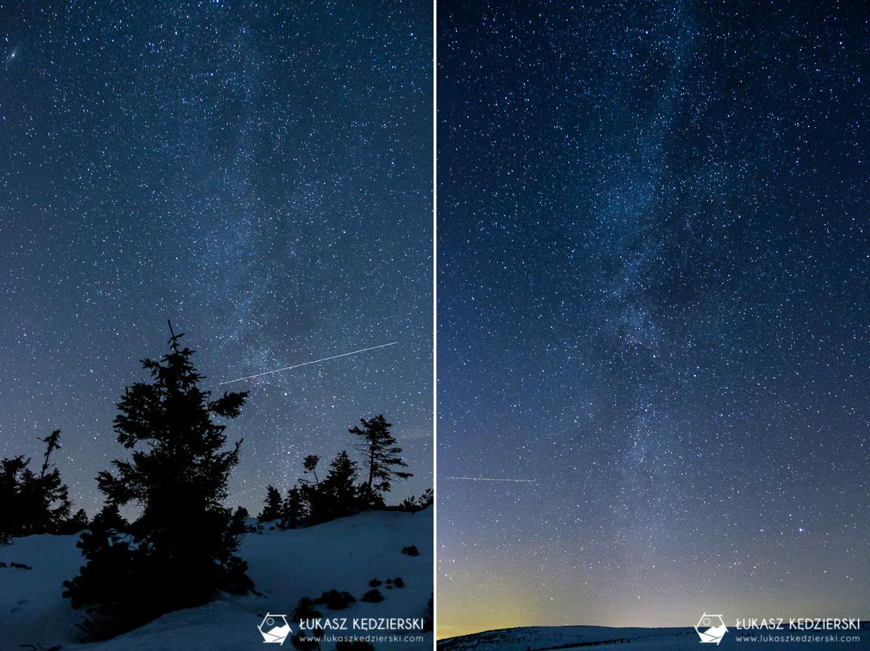 karkonosze nocą zdjęcia nocne zdjęcia karkonoszy nocne zdjęcia