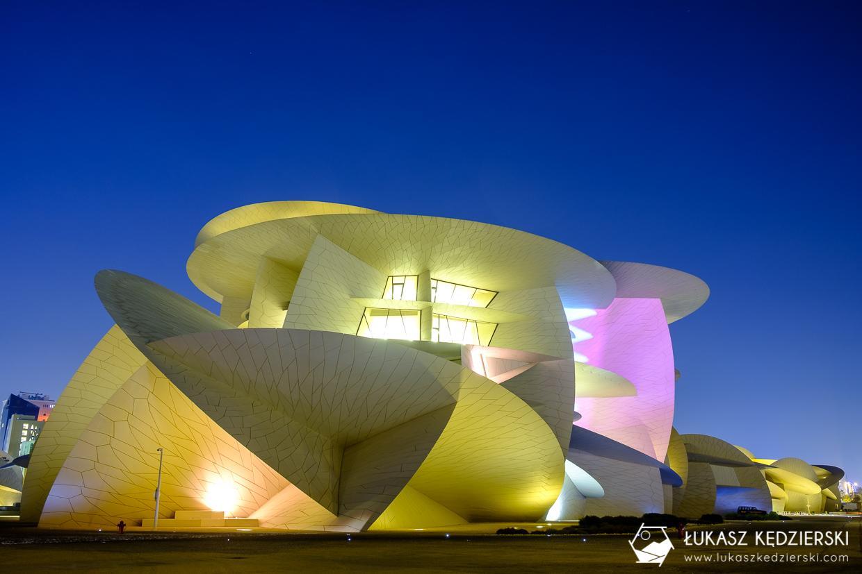 muzeum narodowe kataru katar doha national museum qatar