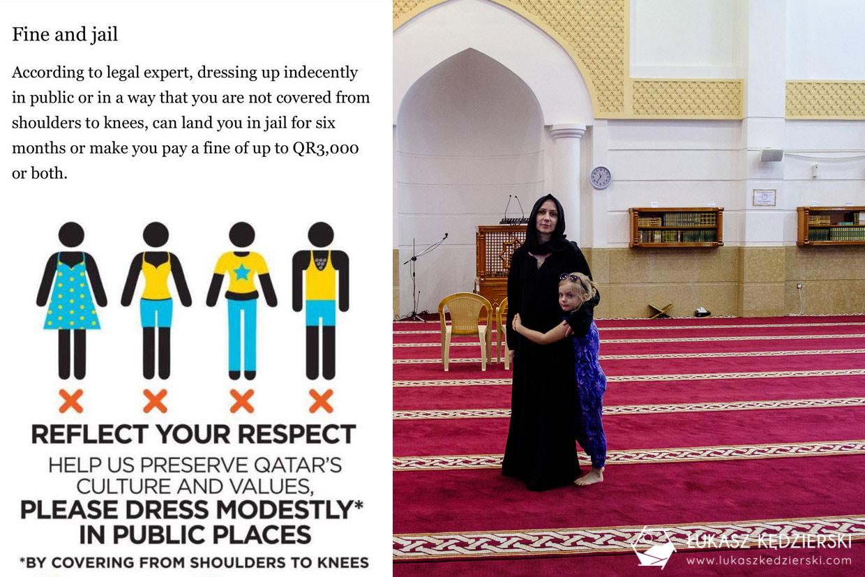 katar informacje praktyczne meczet