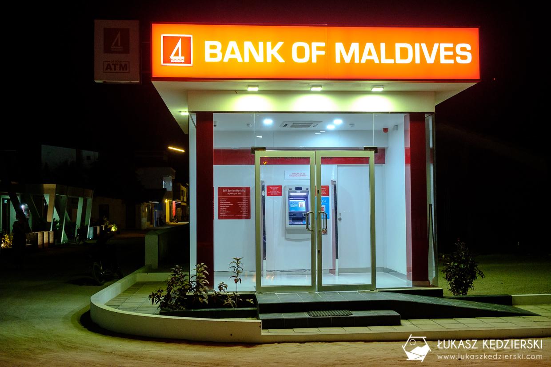 malediwy informacje praktyczne bankomat atm bank of maldives