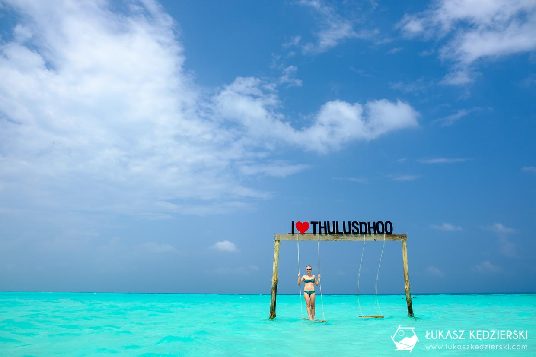 malediwy informacje praktyczne thulusdhoo plaża bikini