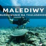 Nurkowanie na Thulusdhoo – wrażenia z nurkowania na Malediwach
