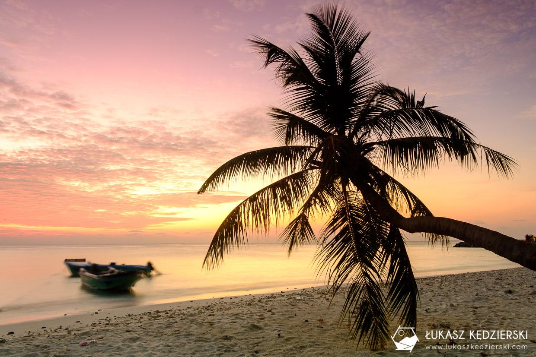 malediwy gulhi sunset zachód słońca