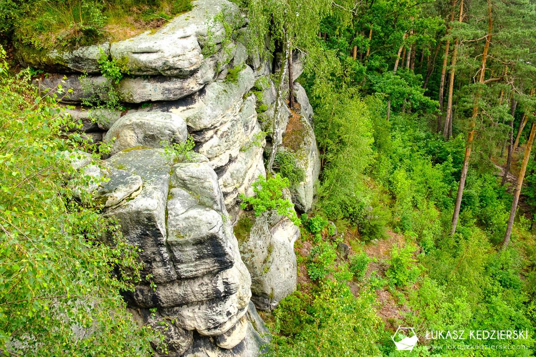 lwówek śląski szwajcaria lwówecka lwóweckie skały
