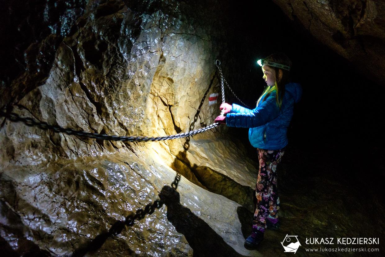 tatry zachodnie jaskinia mylna jaskinie w tatrach jaskinia turystyczna