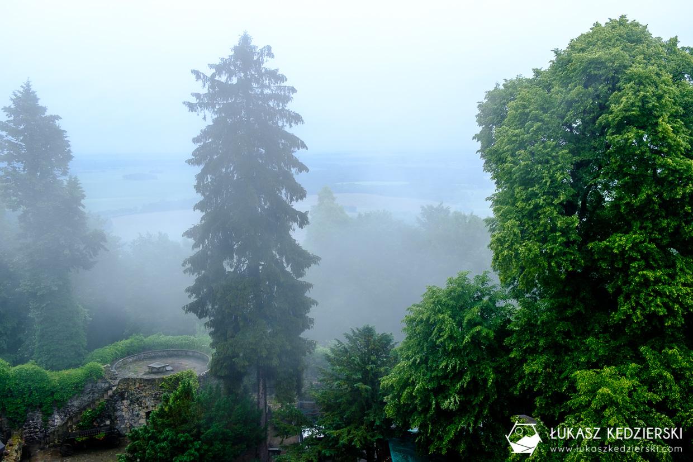 zamek grodziec dolny śląsk europejski Szlak Zamków i Pałaców
