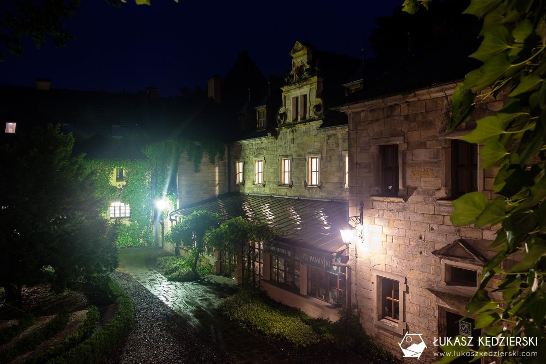zamek kliczków zwiedzanie zamku