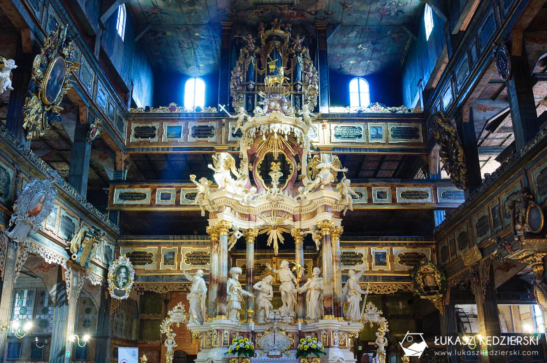 kościół pokoju świdnica unesco dolny śląsk atrakcje