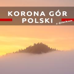 korona gór polski z dzieckiem